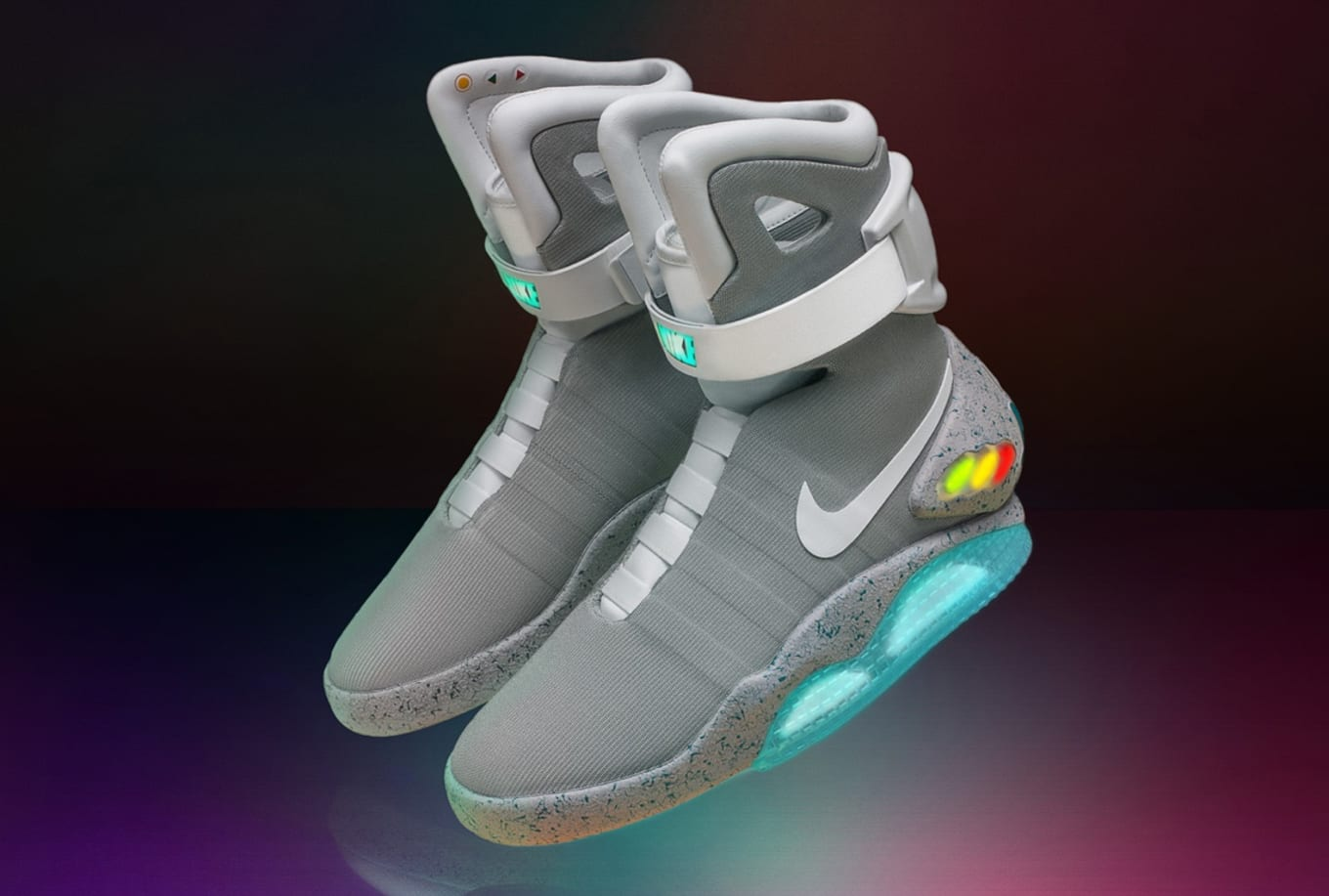 How Many Pairs Nike Mags Made Back to the Future | Sole