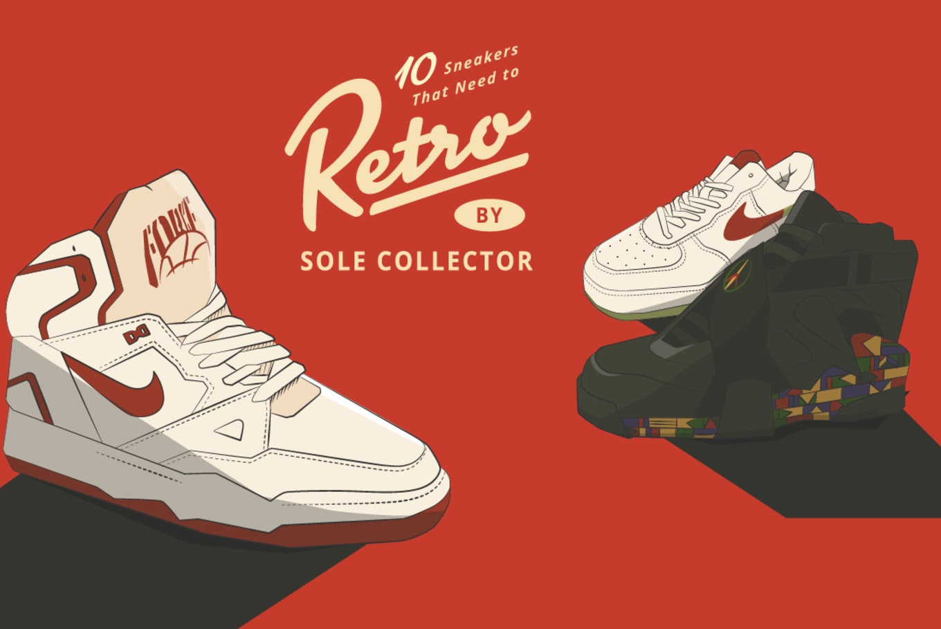 low priced 90d4d 47dc7 10 Sneakers That Need to Retro Right Now