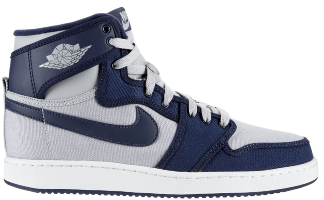 cc30556ddc45 Air Jordan 1 Retro KO High OG Wolf Grey Midnight Navy White