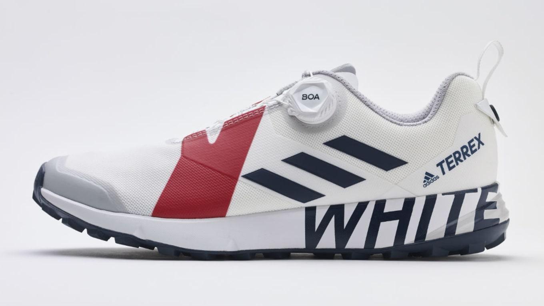 98dafc5f198c Adidas Terrex Two Boa x White Mountaineering White Red-Collegiate Navy