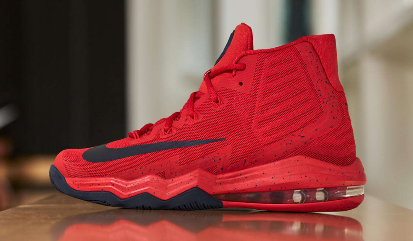 f047243b49 Anthony Davis Nike Air Max Audacity Bryce DeJean Jones | Sole Collector