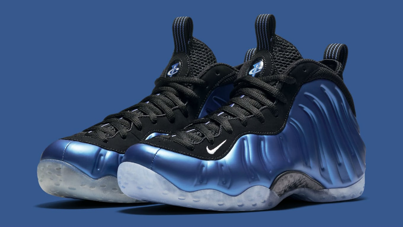 sports shoes 05382 9eb96 Nike Air Foamposite One Royal 2016 Release Date 895320-500 ...