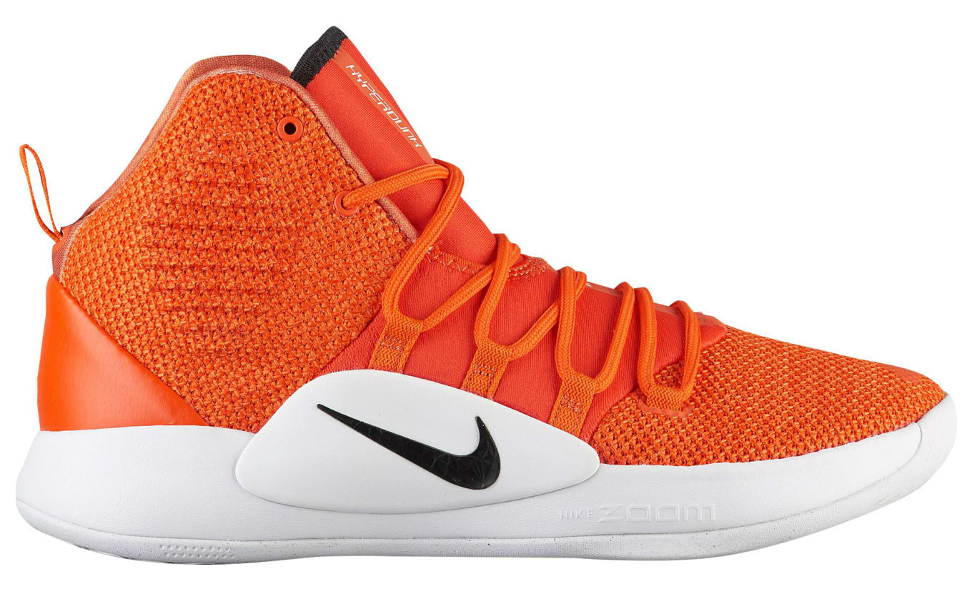 Nike Hyperdunk X (2018) Team Bank Release Dates  b0c1acc32
