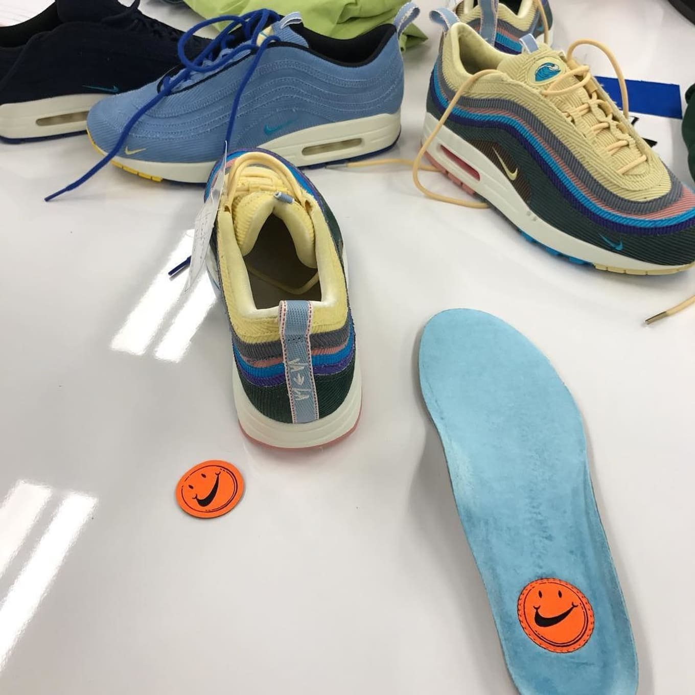 sports shoes 3bb9d 9f1c9 Sean Wotherspoon x Nike Air Max 1/97 Samples | Sole Collector