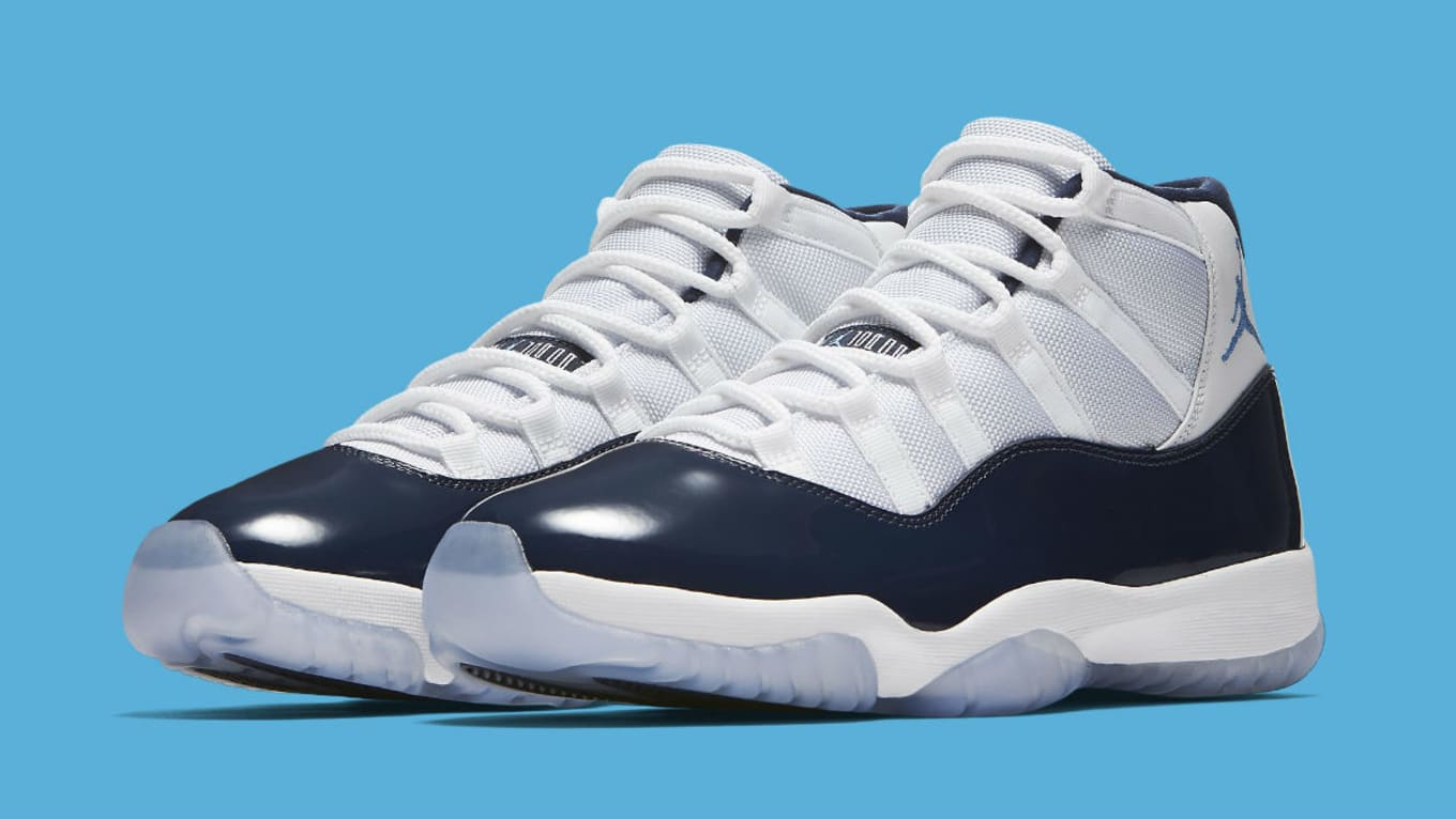 Air Jordan 11 XI Win Like  82 Release Date 378037-123  9981da1a9