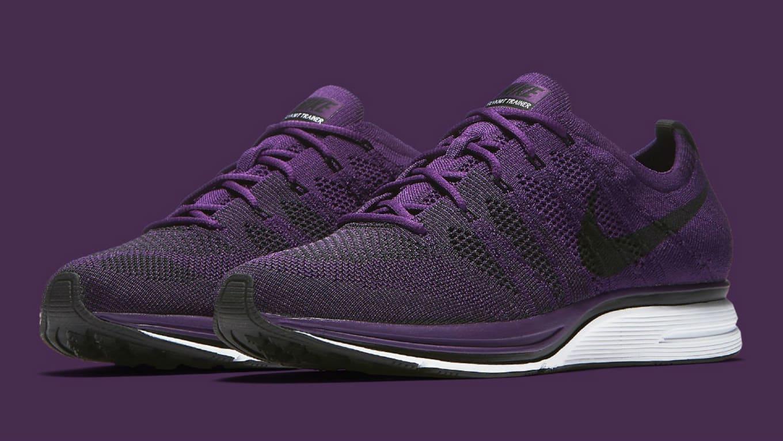 f254c780bf657 Nike Flyknit Trainer Night Purple Release Date AH8396-500