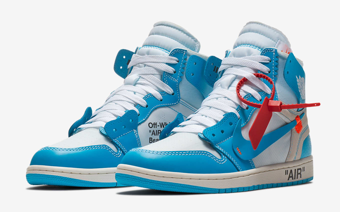 8fb6f8146c22b4 International Release Details for the  UNC  Off-White x Air Jordan 1