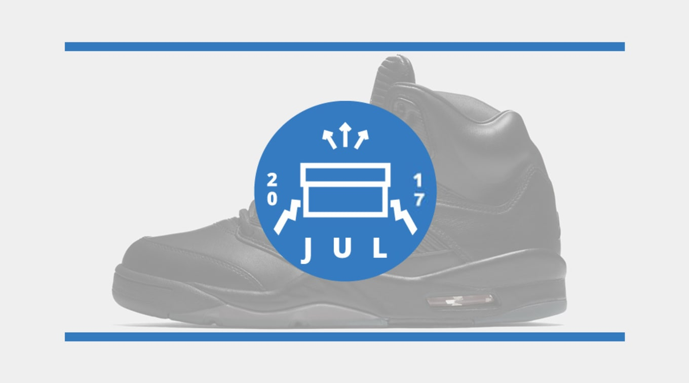 2eed80699e0 Most Important Air Jordan Release Dates July 2017 | Sole Collector