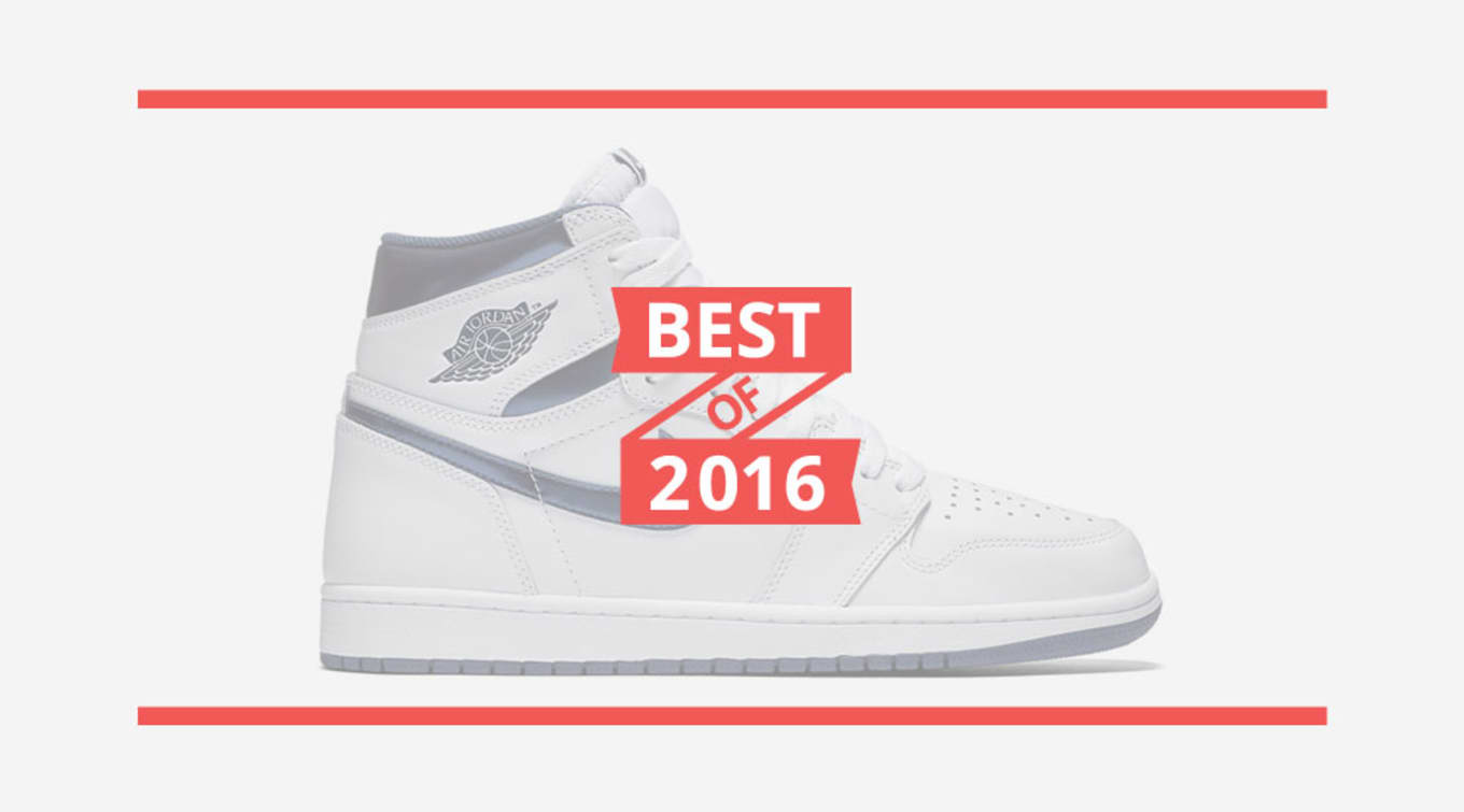 As the year 2016 comes to a close we re reaching out to members of the  community that we respect to get their take on the year in sneakers. cc3bd59f9