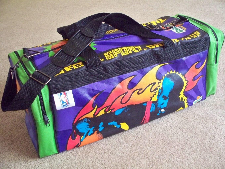 6c739306bc54 Pack Your Bags. Product  NBA Michael Jordan Duffle Bag