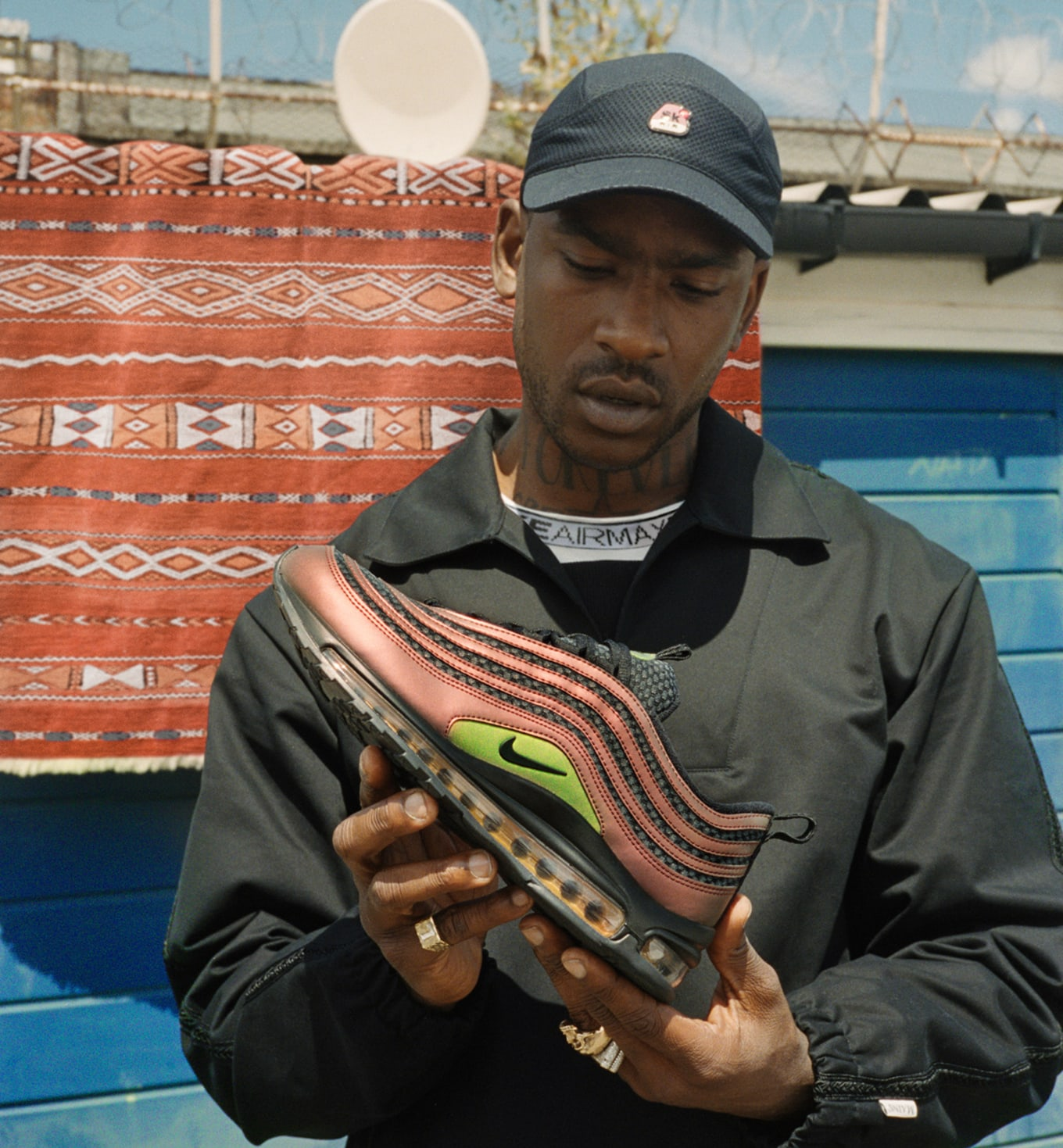 Skepta Nike Air Max 97 Release Date | Sole Collector