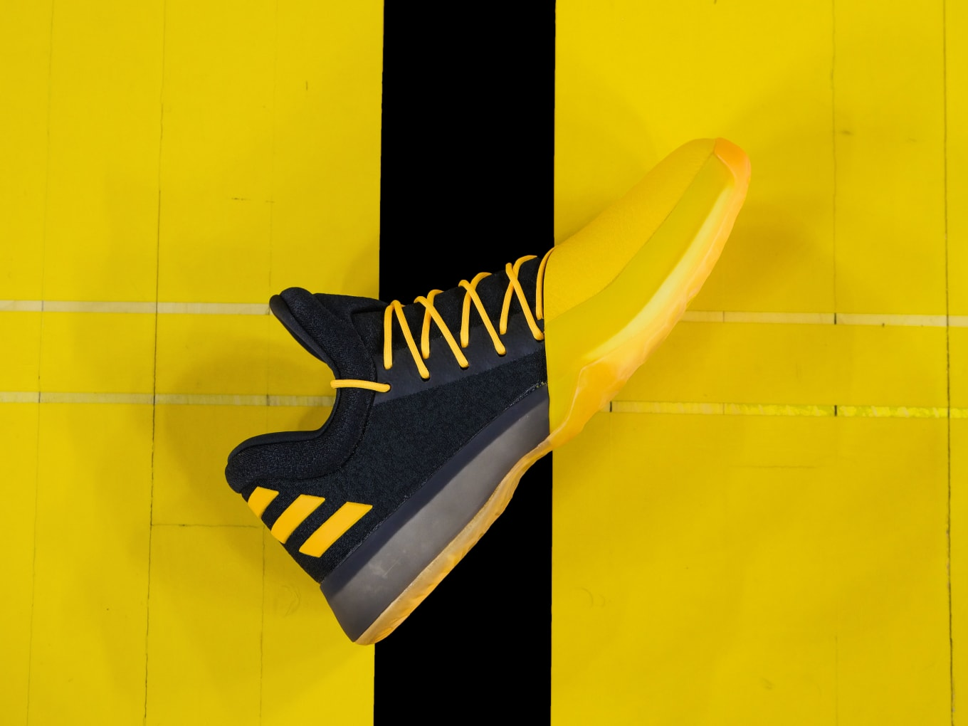 Adidas is Releasing an Arizona State Colorway of the Harden Vol. 1.  Fear  the Fork  colorway pays tribute to Harden s alma mater. c1b28e60a
