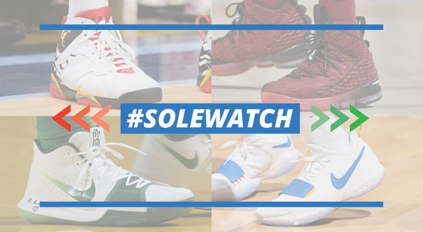 f592ca8d3626 NBA  SoleWatch Power Rankings for October 29