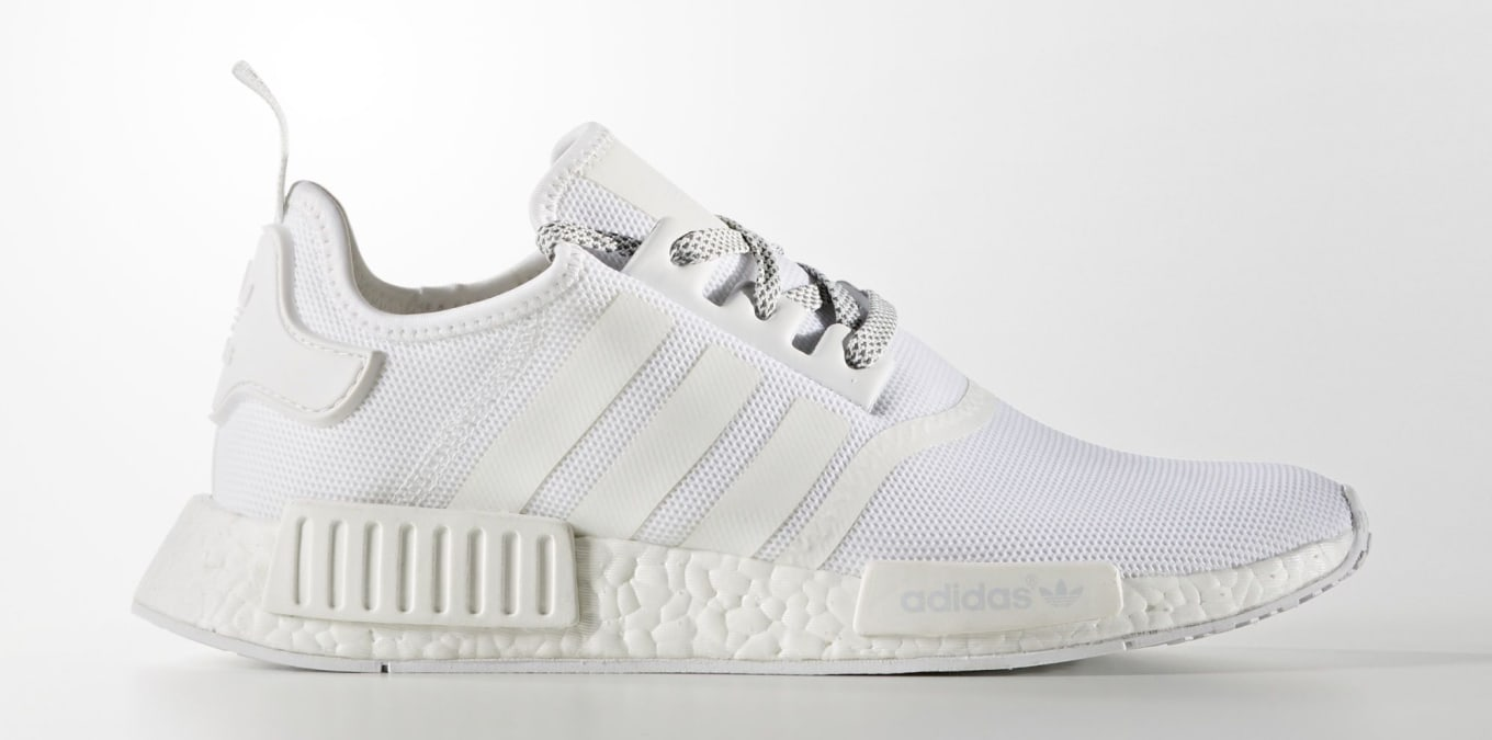 75e4352af Triple White Adidas NMD Restock