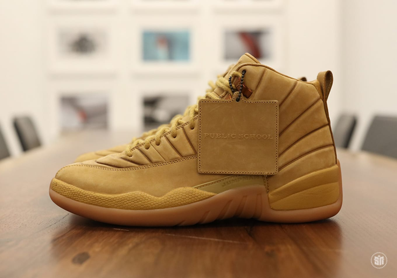 new concept 899d2 31ef5 PSNY x Air Jordan 12 Wheat Release Date | Sole Collector