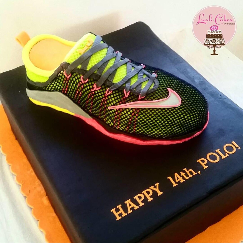 e290f9f2901 Nike LeBron Sneaker Cakes