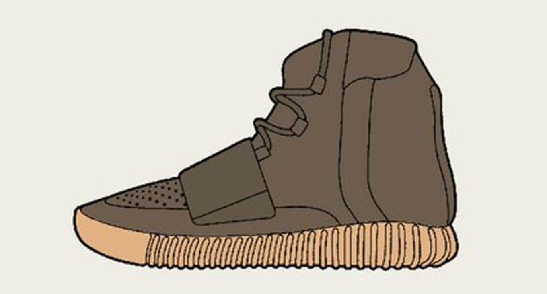 2b7000fae0ed Adidas Yeezy 750 Boost Chocolate Leaked Images