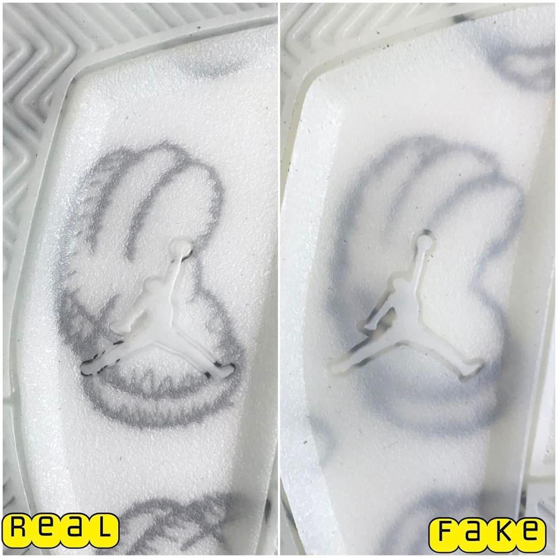 on sale a1de1 eac0b Kaws x Air Jordan 4 Real Fake Legit Check | Sole Collector