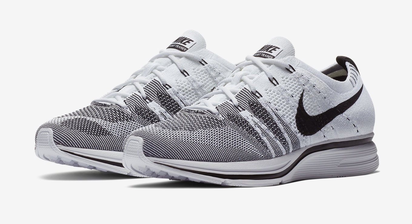ca25e08d3dbe Nike Confirms Flyknit Trainer Retro. But there s some bad news about the  white black colorway.