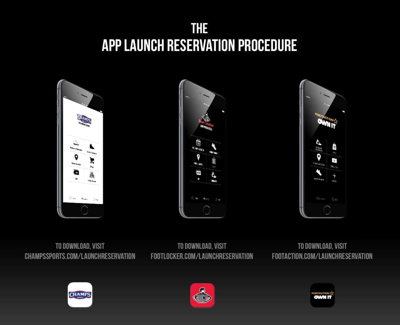 9a2387c49ab7 Launch App Makes Buying Sneakers at Foot Locker Easier