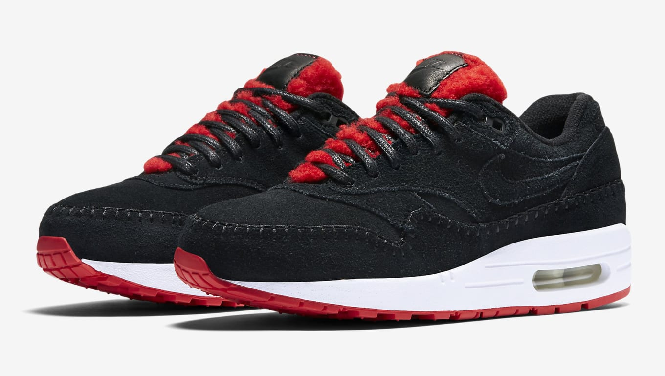 5a348fdab0 Nike Air Max 1 Sherpa Pack | Sole Collector