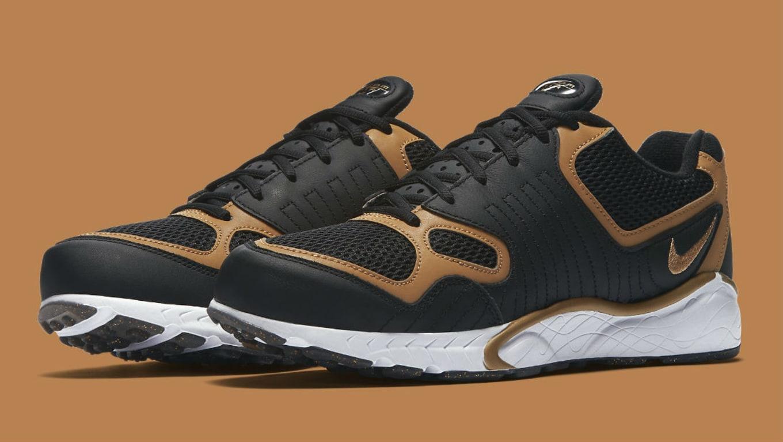 44bf8fd732e37 Nike Air Zoom Talaria Black Gold 844695-077