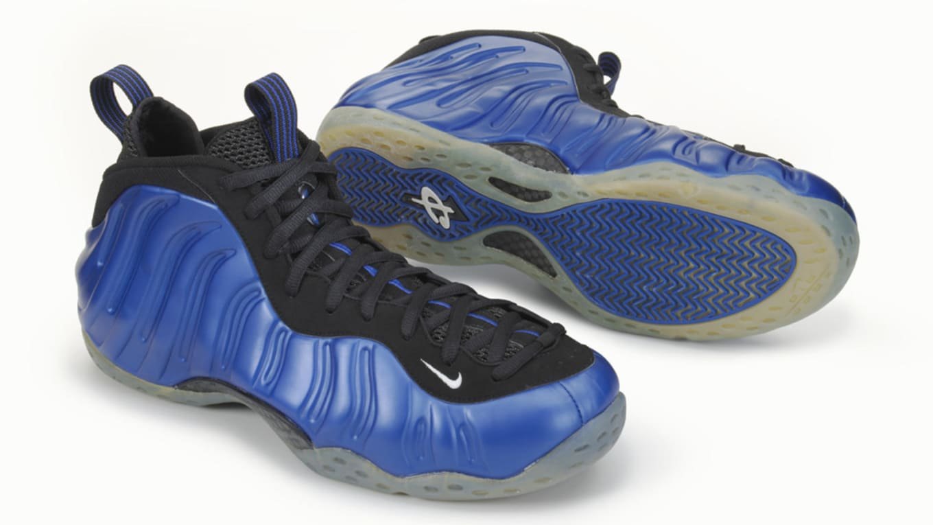 huge selection of fb8a6 a330d Royal, Copper, and Eggplant Nike Foamposites to return.