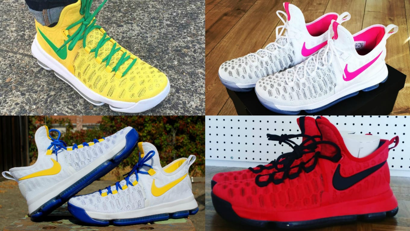 sports shoes 6597b 42005 Nike Zoom KD 9 (IX)