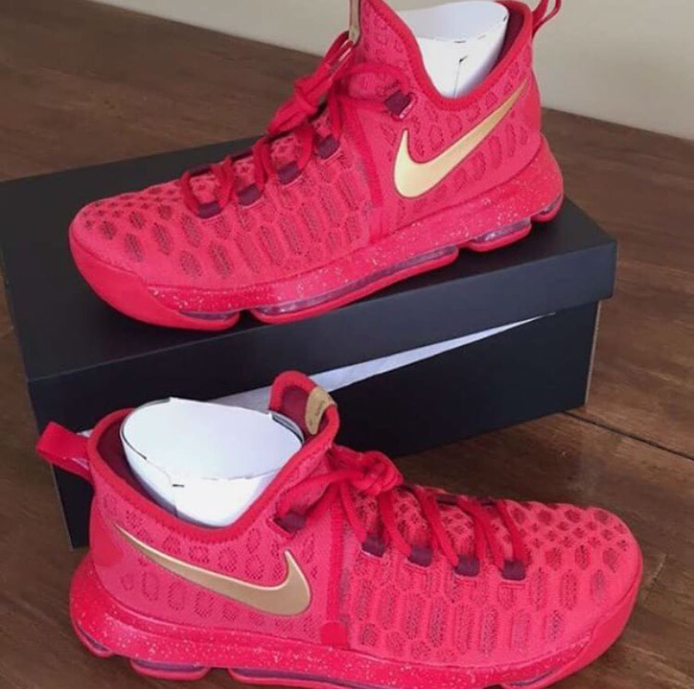 reputable site d74a5 7d5da NIKEiD KD 9 Designs   Sole Collector
