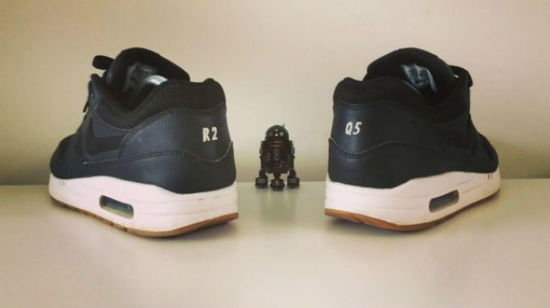 sports shoes 48830 f21a4 NIKEiD Air Max 1