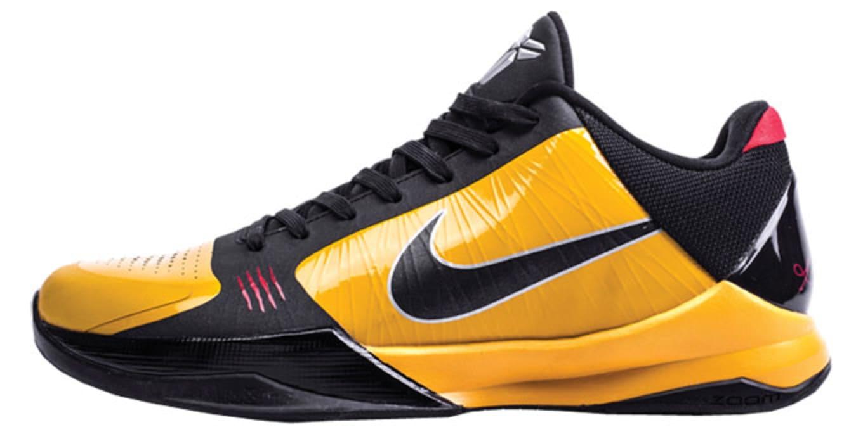 Ranking Every Kobe Signature Sneaker  46723408714e1