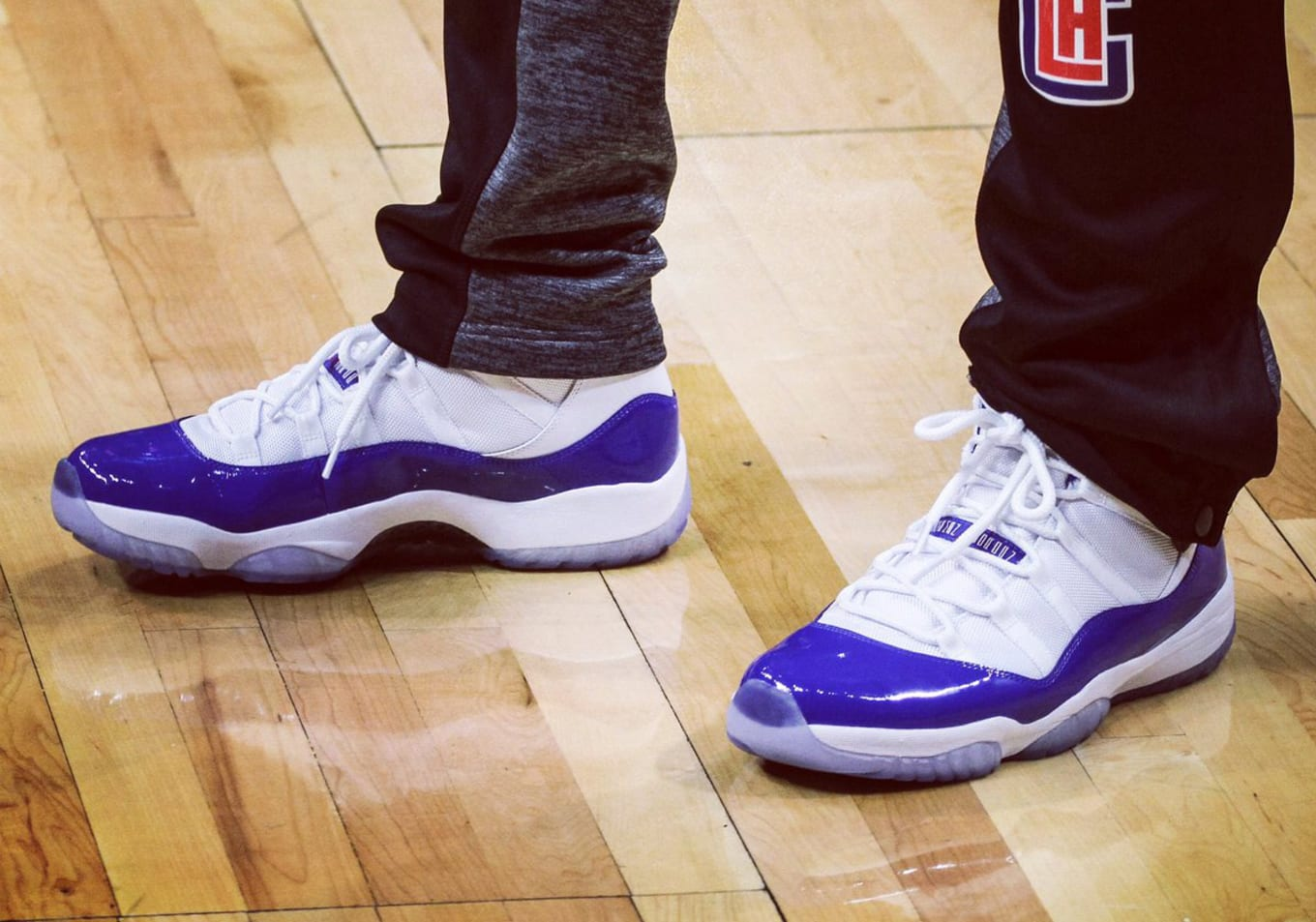 0390734af47e Only Chris Paul Has This Pair of Air Jordan 11s. Another special pair of  Jordans for CP3.