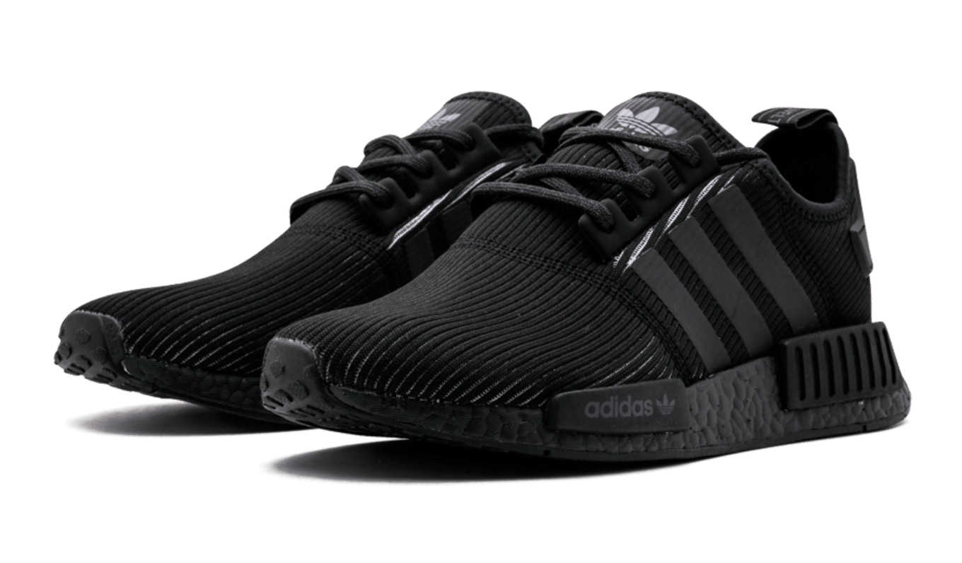 the latest 73800 655f5 Triple Black Adidas NMD BY3123 | Sole Collector