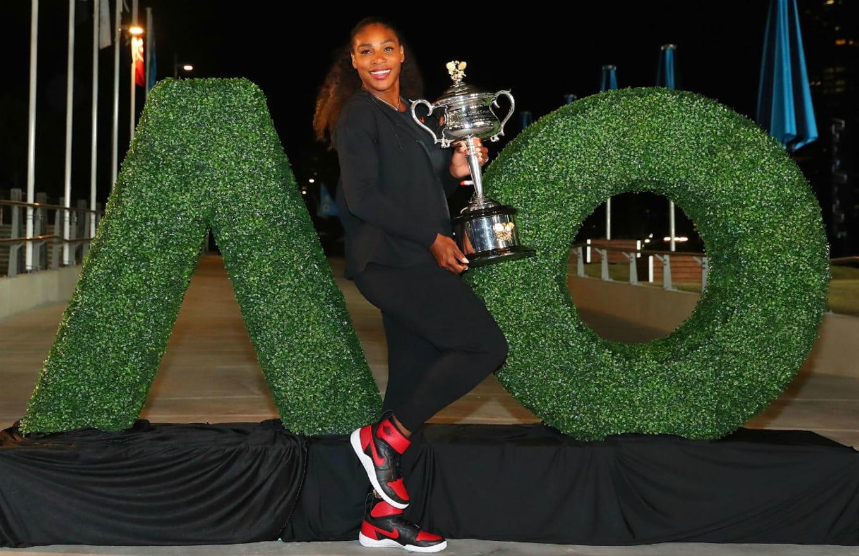 88aeca9cf448 Nike Jordan Serena 23 Campaign Where It s Greater Dan Hall Interview ...