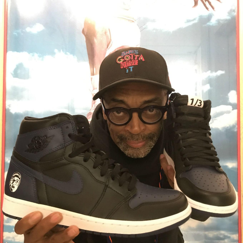 1e9001d9da83d4 Spike Lee Is Releasing an Exclusive Air Jordan 1 Quickstrike This Weekend