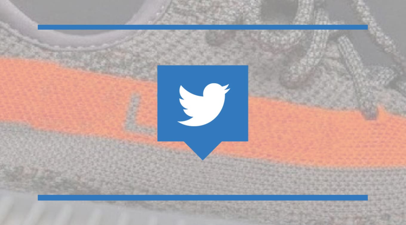 795f166d0 Twitter provides a social platform for breaking news and instant reactions.  Among the most opinionated users are sneakerheads