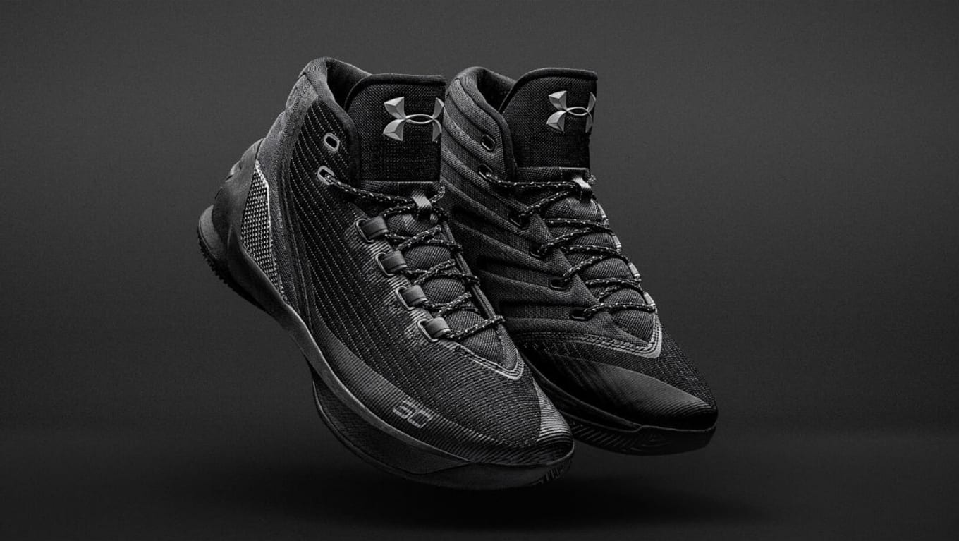 4742f97fa74 Under Armour Curry 3 Trifecta Black Release Date