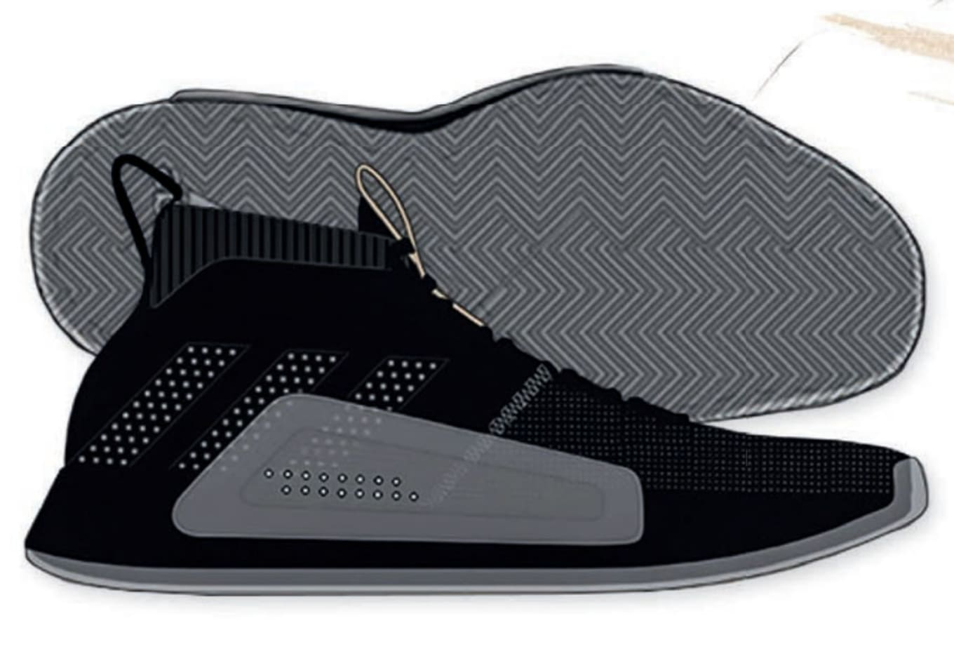 timeless design 58401 69f19 The Adidas Dame 5 will arrive in 2019.