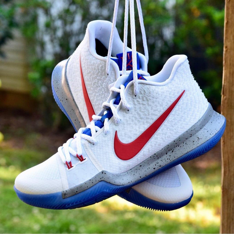 Apoyarse Goma Pensativo  The Best Nike ID Kyrie 3 Designs | Sole Collector