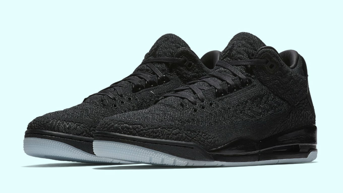 fc8962570bcc9d Flyknit Air Jordan 3s Release Next Week. Date now officially set.
