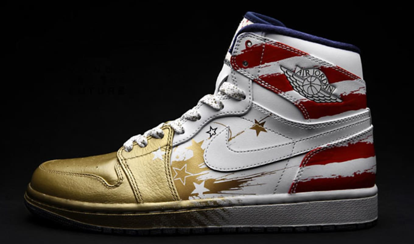 hot sale online fa5d2 ca5af Air Jordan 1  WINGS for the Future