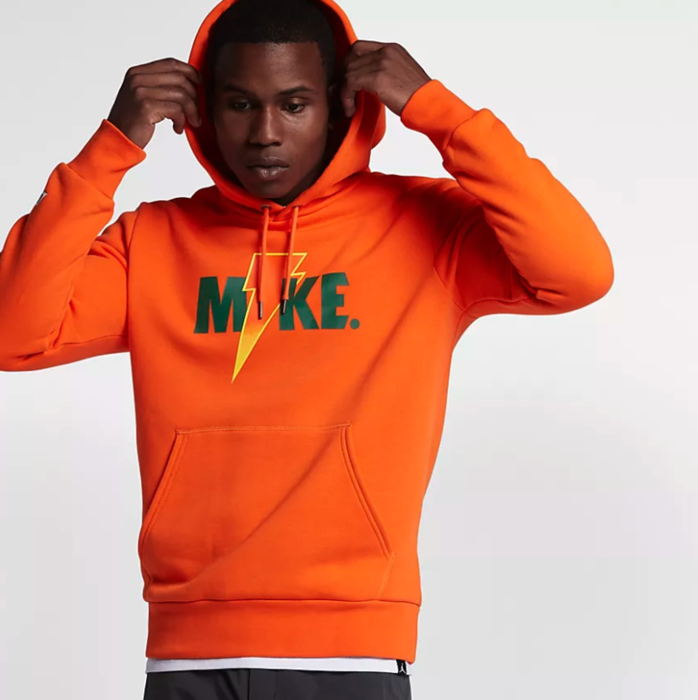 4c83ede9f1d Nike Releases Air Jordan Gatorade Apparel. Here's the first from the 'Be Like  Mike' collection.