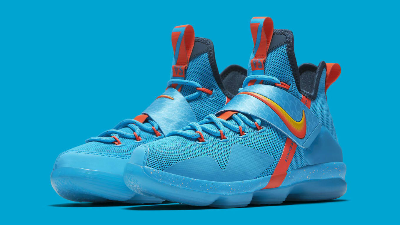 finest selection 0ccda a796a Nike LeBron 14 GS