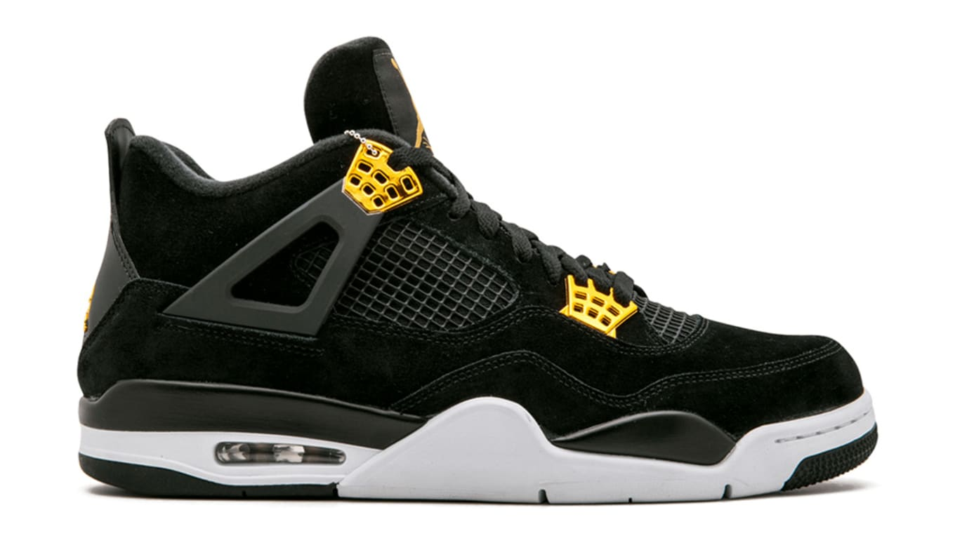 sale retailer 8f1a6 109df Air Jordan 4 Retro  Royalty