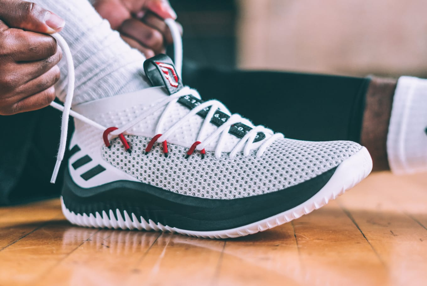 Adidas Unveils Dame Lillard s Fourth Signature Shoe. The Dame 4 releases  tomorrow. 012def9e3