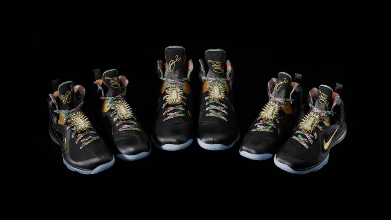 uk availability de0c9 397d5 Revisiting LeBron s Epic  Watch the Throne  Nikes