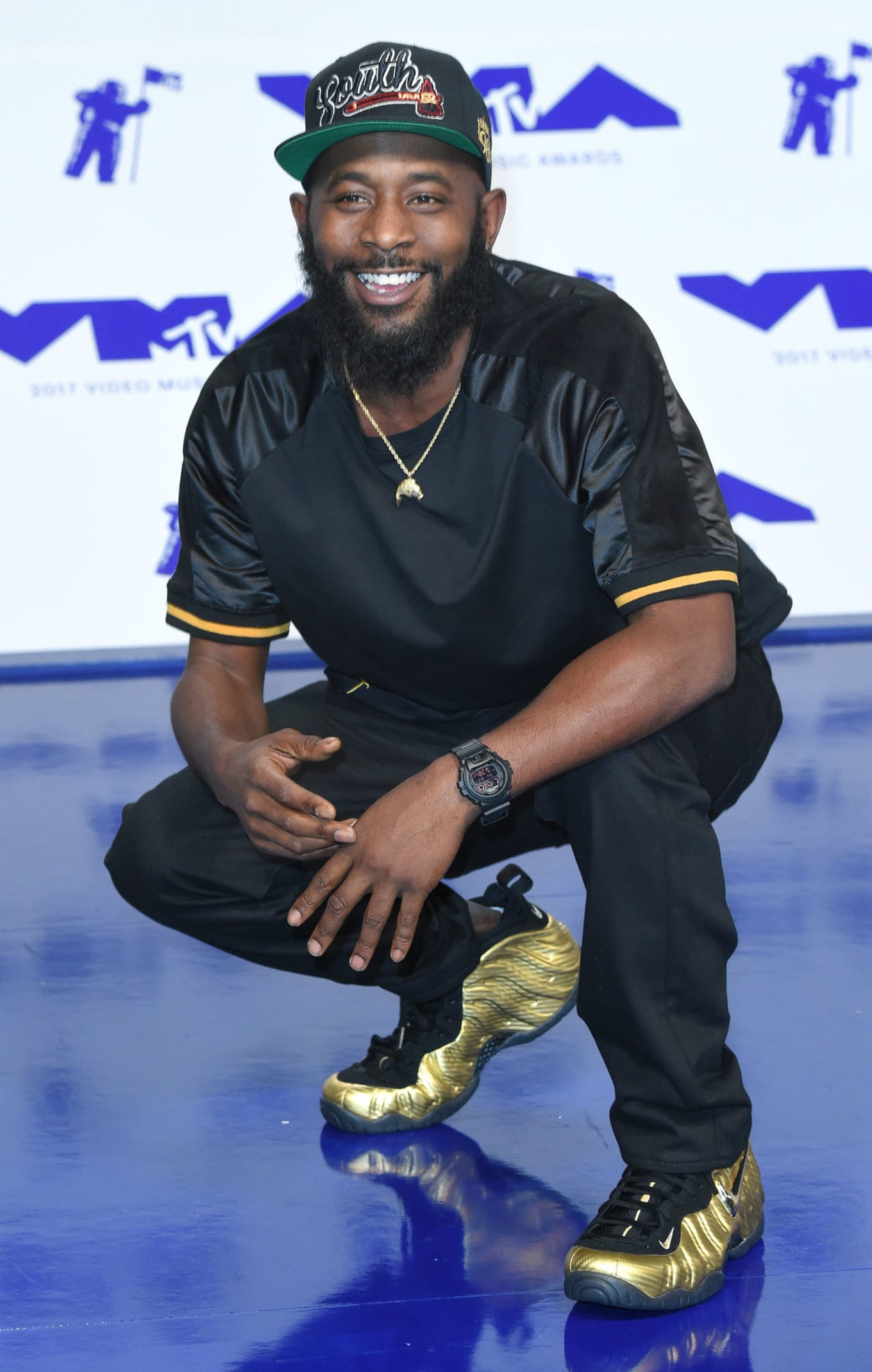 4d8aa3d14cb The Best Sneakers Worn at the 2017 MTV Video Music Awards