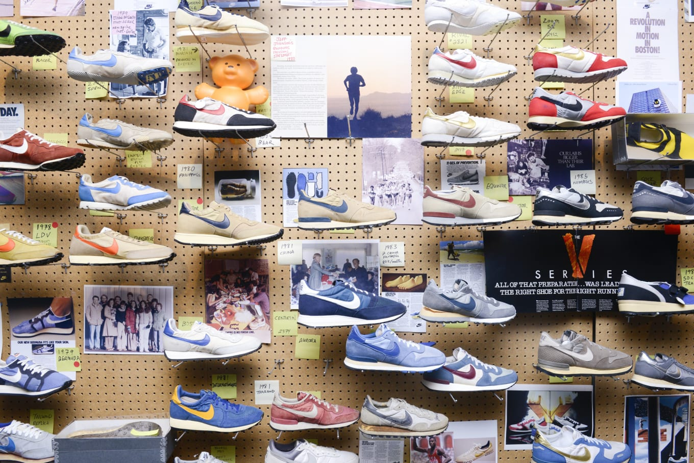 Inside The Nike Department Of Archives Sole Collector