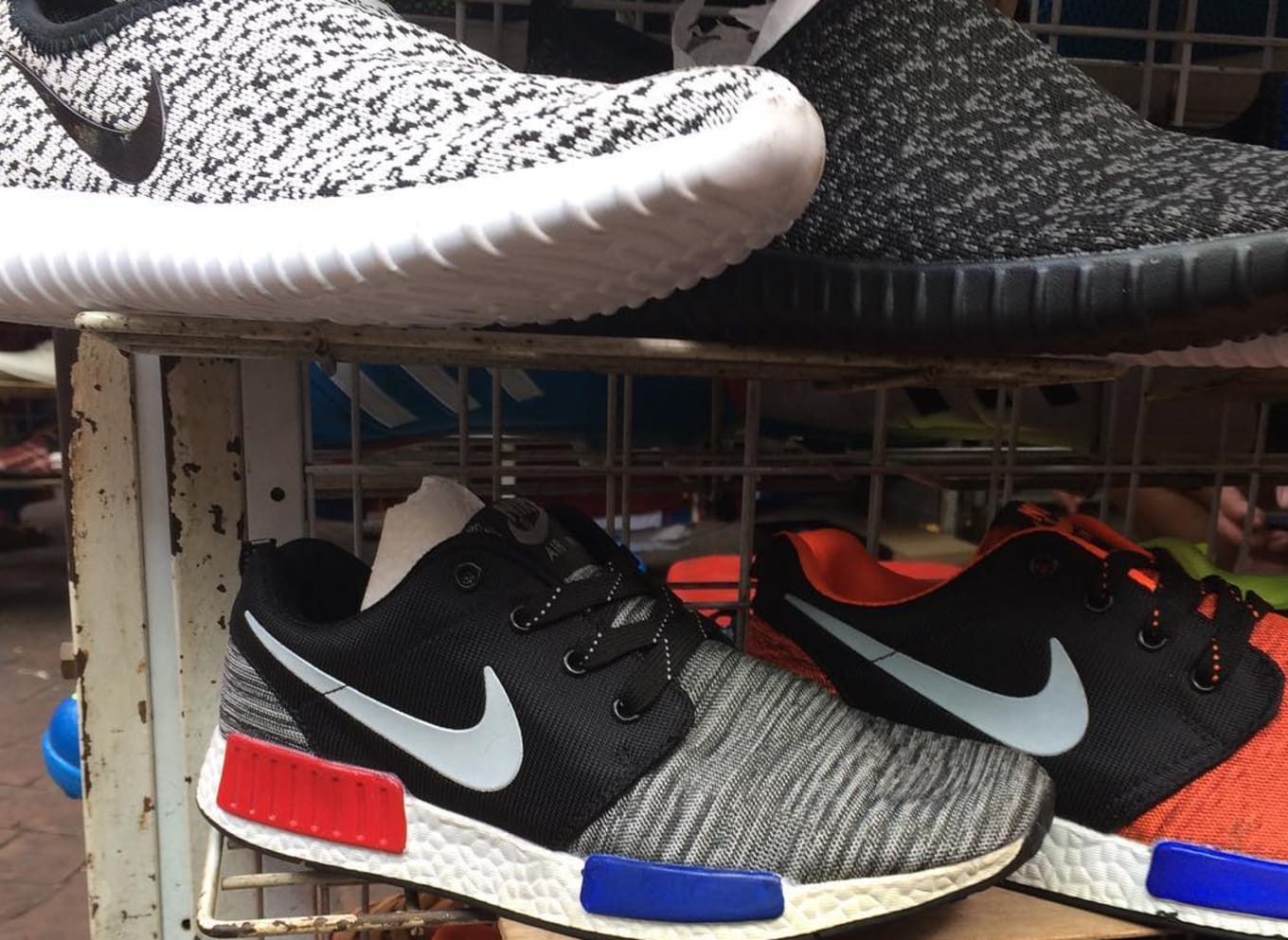 f90095a10c8 Dozens of Fake Nikes Seized by Police in North Carolina | Sole Collector