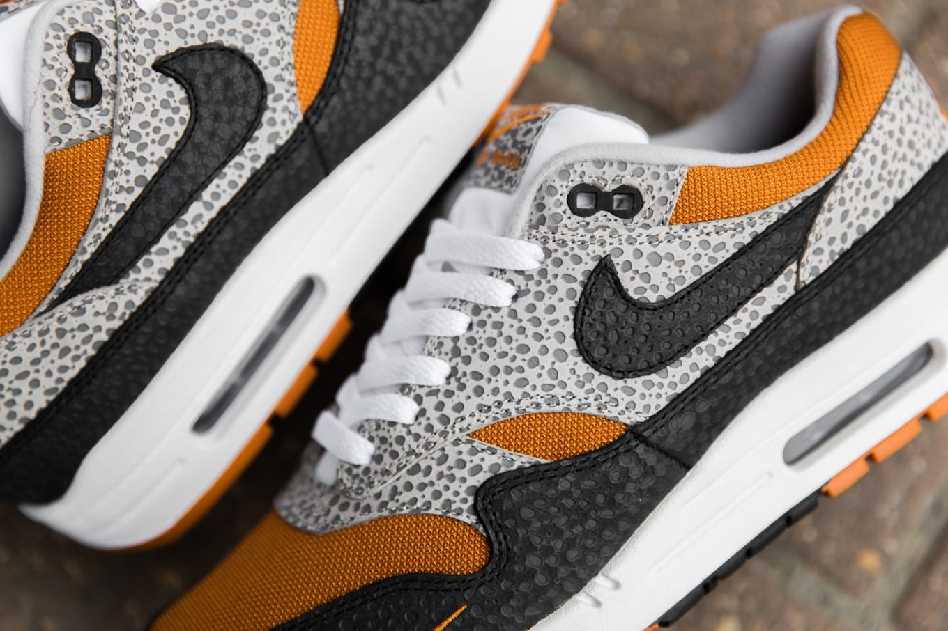 sale retailer 0e331 41422 Size  x Nike Air Max 1  Safari  Sneaker Preview and Release Date ...